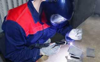 Технология сварки листовых металлоконструкций из нержавеющей стали