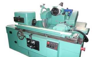 Круглошлифовальный станок 3б161 технические характеристики