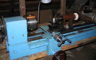 Самодельный токарный станок по металлу чертежи