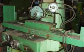 Плоскошлифовальный станок 3г71 схема электрическая