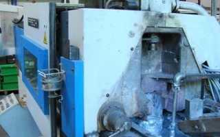 Литейное производство цветных металлов