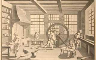 Первый современный станок из металла
