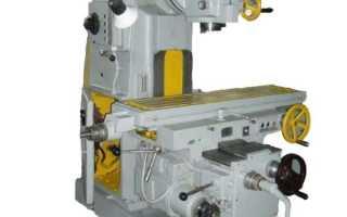 Вертикально фрезерный станок 6р12 технические характеристики