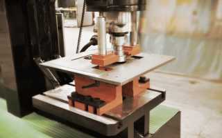 Прессовый станок для металла