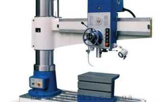 Сверлильный станок 2м55 технические характеристики