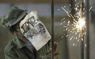 Технология электросварочных работ
