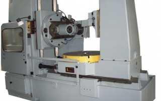 Зубофрезерный станок технические характеристики