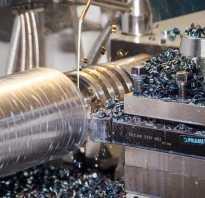 Технология токарных работ по металлу