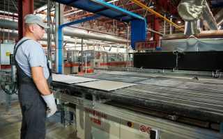 Технология изготовления керамической плитки