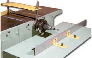 Изготовление деревообрабатывающего станка своими руками