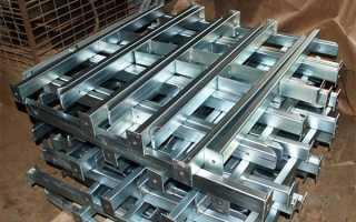 Холодное цинкование металла технология видео