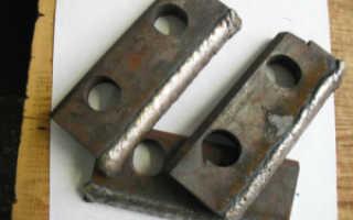Наплавка металла электродом технология
