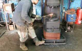 Инструмент для горячей ковки