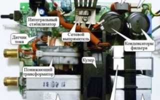 Технология ремонта сварочных инверторов