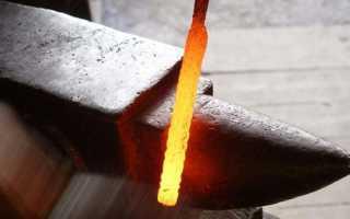 Технология закалки металла