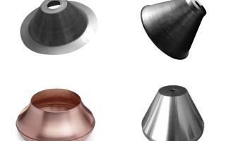 Ротационная вытяжка металла технология