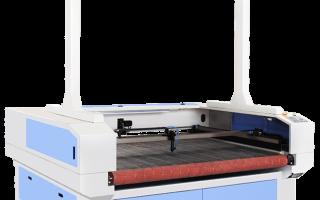 Лазерный станок для резки ткани