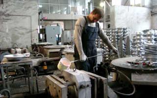Литейное производство алюминия