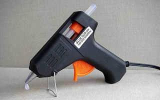 Замена клеевому пистолету