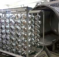 Вакуумная металлизация технология