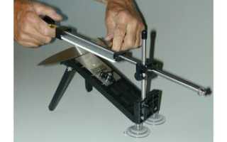 Заточной станок для ручных ножей