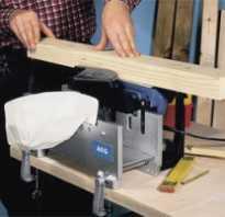 Приспособление для заточки ножей для электрорубанка