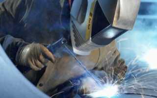 Технология электродуговой сварки и резки металлов