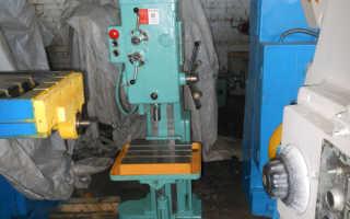Сверлильный станок 2н118 технические характеристики