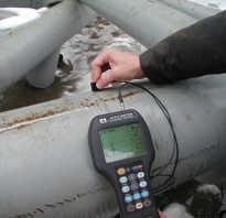Технология ультразвукового контроля сварных соединений