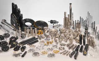 Ударно режущий инструмент для обработки металла