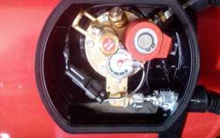 Замена газового баллона на автомобиле