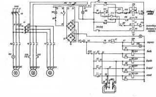 Токарный станок 1м63н схема