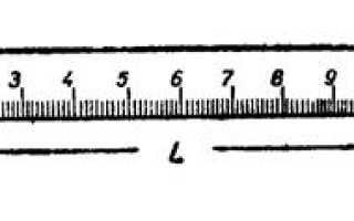 Инструмент для измерения и контроля деталей