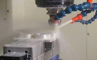 Смазочно охлаждающие жидкости для металлообработки
