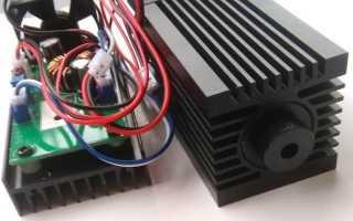 Лазерный станок для резки фанеры своими руками