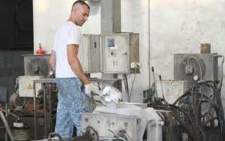 Литье алюминия под давлением технология