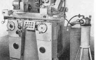 Круглошлифовальный станок 3в110 технические характеристики