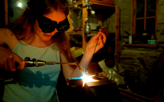 Технология газовой сварки цветных металлов