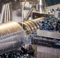 Технология токарной обработки металлов