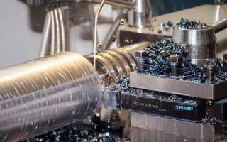 Технология металлообработки на токарных станках