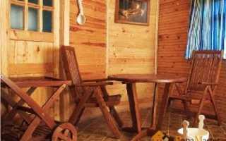 Технология изготовления мебели из дерева