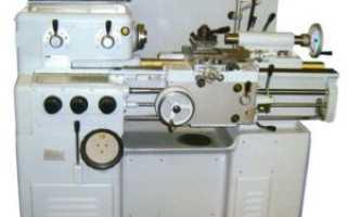 Токарный станок 1и611п технические характеристики