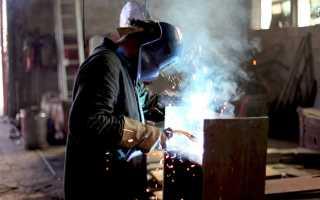 Технология полуавтоматической сварки в среде защитных газов