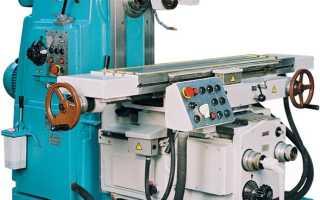 Горизонтально фрезерный станок 6т82г технические характеристики