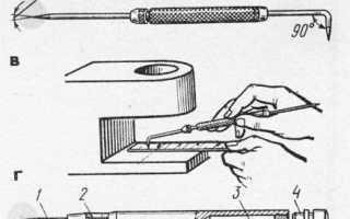 Инструменты для плоской разметки