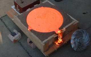 Литейное производство бронзы