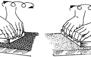 Притирка и доводка инструменты
