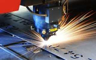 Лазерная резка металла технология резки