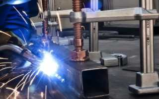 Реферат технология сварки металлоконструкций