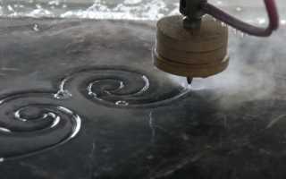 Технология гидроабразивной резки